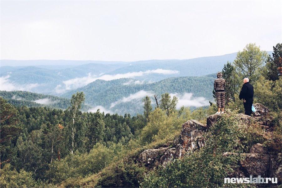 Подготовлены обзоры санитарного и лесопатологического состояния лесов Красноярского края и Хакасии