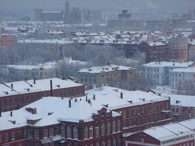 Климат Кемерово